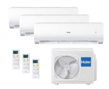 Haier 3x AS07BS4HRA / 3U19FS1ERA(N)