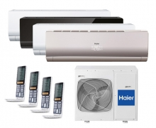 Haier 4 x AS09NS5ERA / 4U26HS1ERA