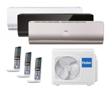 Haier 2 x AS09NS4ERA / AS12NS4ERA / 3U24GS1ERA(N)
